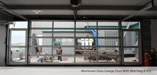 aluminum glass garage doors in nyc new york gates within ideas 4