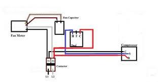 4 Wire Ac Motor Wiring Diagram 1 Phase Electric Motor Wiring Diagram