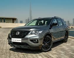 2019 Nissan Pathfinder Midnight Edition Arabwheels