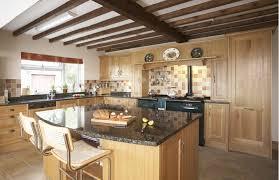 Farm House Kitchens oak farmhouse kitchen bath kitchen pany 8122 by guidejewelry.us