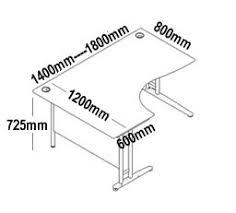 office desk sizes. pic office desk sizes