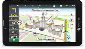 <b>NAVITEL T700</b> 3G