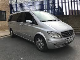 2007 57 mercedes viano auto sel 9 seater electric sliding doors high