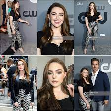 Danielle Rose Russell at the 2019 CW Upfronts: absolutely gorgeous and a  role model for body positivity! : LegaciesCW