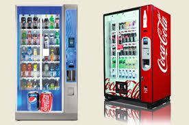 Pop Vending Machine Interesting Vending Services Mercury Vending Fraser Valley and Lower Mainland