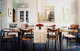 i love this dining room especially all the diffe chairs the wishbone chairs are my favorite