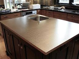 stainless kitchen countertops how to install stainless steel metal trim for regarding plan
