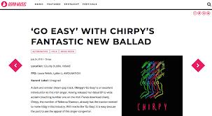 Irish Itunes Chart Chirpy News Irish Musician Chirpy
