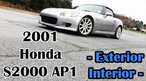 2001 Honda S2000 AP1 - Small Review + Exterior + Interior + Quick ...