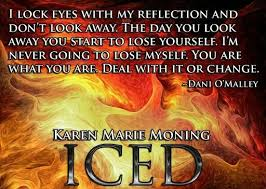 Resultado de imagen de iced karen marie moning quotes