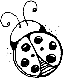 Small Picture Coloring Pages Related To Free Ladybug Coloring Page Ladybug