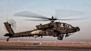 Ah 64e Apache Helicopter Preflight Checks Takeoff