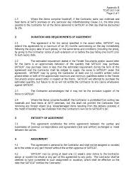 Catering Agreement Download Catering Contract Style 1 Template For Free At