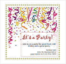 Invitations In Word Template Word Birthday Invitation Template Kirlian Info