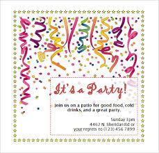 Word Birthday Invitation Template Kirlian Info