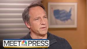 mike rowe dirty jobs reached same people as donald trump s campaign meet the press nbc news you