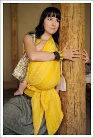 Zara Sun Ellevill Wraparound Baby Carrier - Wrap Your Baby