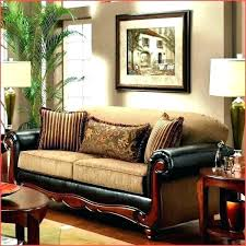 mixing leather sofa fabric loveseat with cushions uk and furniture mix amazing a