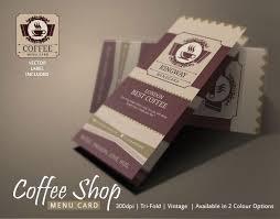 Premium Coffee Menu Templates By Coffee Shops In London | Yognel ...