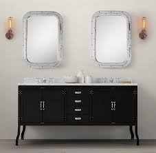 Charming Restoration Hardware Vanity Lights 66 Best Images About Subway  Tiledouble Sink Bathroom On Pinterest Restoration Hardware Sink96