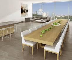 mega extending dining table