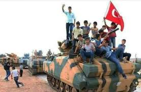 Image result for turks taking syria