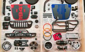 2018 jeep accessories.  jeep jeep is already showing off accessories for the 2018 wrangler in jeep accessories