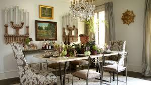 a mardi gras table setting southern living