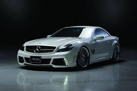 2012 Mercedes-Benz SL63 AMG Black Bison by Wald International ...