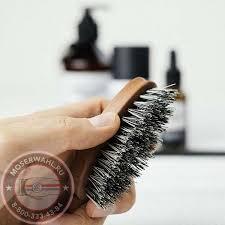 <b>Щетка для бороды из</b> натуральной щетины Brooklyn Soap ...