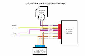one touch electric window fitting guide body interior and attached image wiring diagram gif
