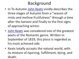 the best keats to autumn ideas to autumn  john keats ode to autumn essays opinion of professionals