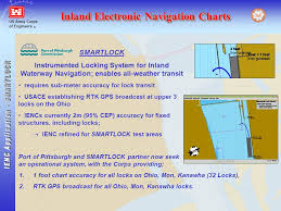 Inland Electronic Navigation Charts Us Army Corps Of