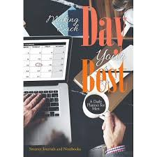 Making A Daily Planner Making Each Day Your Best A Daily Planner For Men
