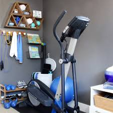 Perfect Home Gym Design Stylish Home Gym Ideas For Small Spaces Blue I Style