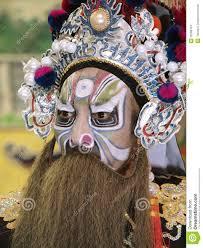 make up style of chinese opera editorial stock image image of up image 35288154