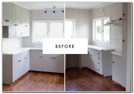 painting laminate kitchen cabinetsHow To Paint Laminate Kitchen Cabinets Before And After 25 Budget
