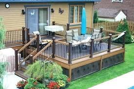 backyard deck design ideas. Patio Deck Designs Pictures Backyard Decking Small Decks Design Ideas Pool