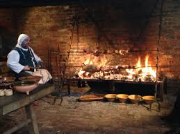 Ruth Mott Victorian Kitchen Food History Jottings A Medieval Meal For Real