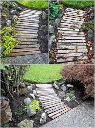 41 ingenious and beautiful diy garden path ideas to realize in your backyard homesthetics backyard landscaping