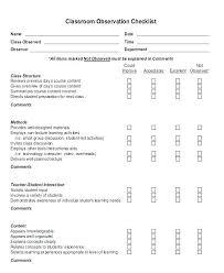 Lecture Evaluation Form Impressive Teacher Feedback Template Oursharkco