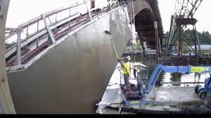 commercial painting contractor bridge painting oregon inc staining wood bridge