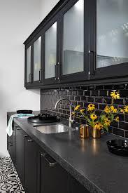modern country kitchens. Windsor Lack Black Modern Country Kitchens