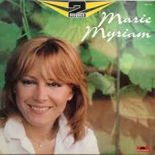 Representing france, she won myriam made an appearance at the 50th anniversary concert in copenhagen in october 2005 as a. Marie Myriam Marie Myriam 1981 Vinyl Discogs