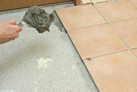 how to lay tile on concrete how to tile a concrete how to build lay porcelain how to lay tile on concrete