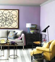 Purple Bedroom Paint Living Room Design With Purple Wall And Yellow Chair Purple  Bedroom Color Ideas