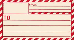 Free Printable Shipping Labels Free Printable Shipping Label Template Best Template Idea 2