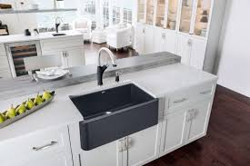 blanco farmhouse sink. Contemporary Sink BLANCO IKON Apron Front Sink On Blanco Farmhouse Sink T