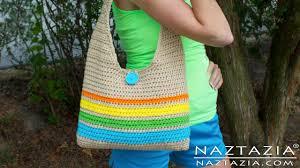 Crochet Bag Patterns For Beginners