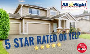 at all right garage door services our goal is to provide unbeatable customer service and the best garage door repairs in orange county